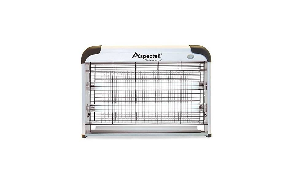 Aspectek Electronic Indoor Insect Killer, Bug Zapper, Fly Zapper, Mosquito Killer, 20W UV Bulbs Review